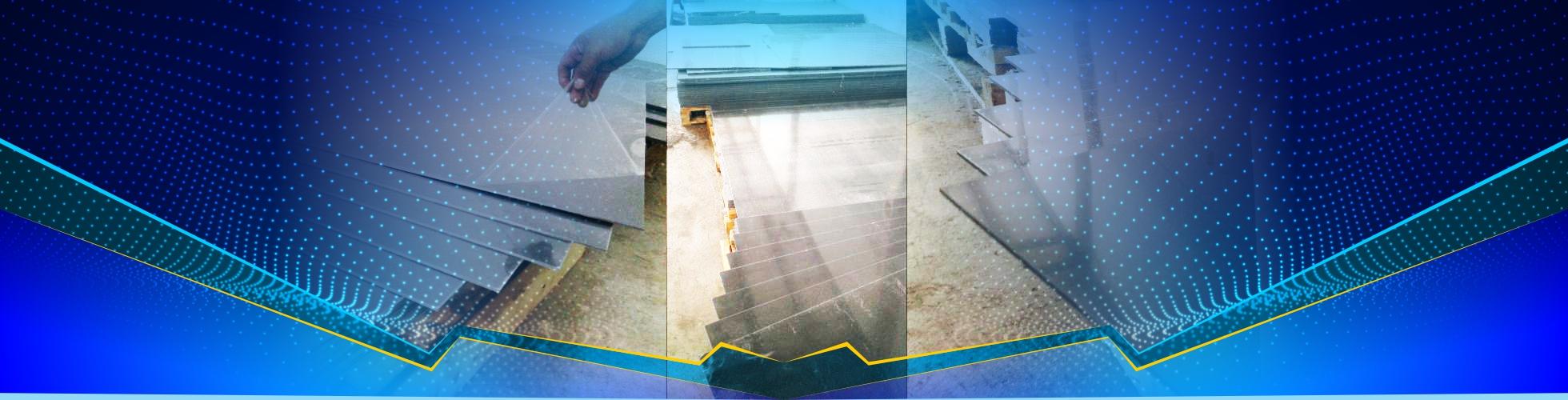 Material PVC Gris en México