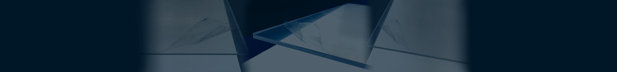 PVC Transparente en Placa