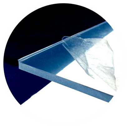 PVC Transparente en Vazbros